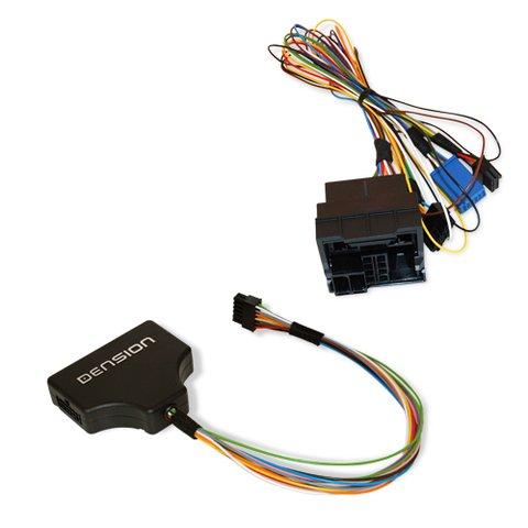 Dension Разветвитель для подключения CD ченджера и шлюза Gateway 100 300 в Volkswagen 12 контактов