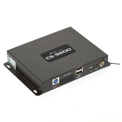 Навигационный блок CS9200 для мультимедийных систем