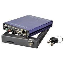 Автомобильный видеорегистратор на 4 камеры SDVR004GW - Краткое описание