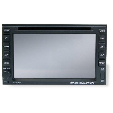 Мультимедийная навигационная система FlyAudio для Mitsubishi Outlander 2008 года