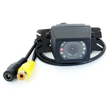 Universal Car Rear View Camera with Lighting GT S616  - Short description