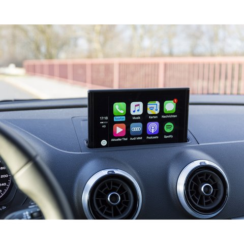 Apple CarPlay Adapter for Audi A8L of 2012 2017 MY