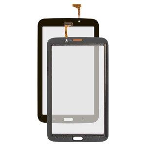 Touchscreen Samsung P3200 Galaxy Tab3, P3210 Galaxy Tab 3, T210, T2100 Galaxy Tab 3, T2110 Galaxy Tab 3, (bronze, (version Wi-fi))