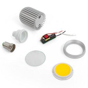 LED Light Bulb DIY Kit TN-A44 7 W (cold white, E14)