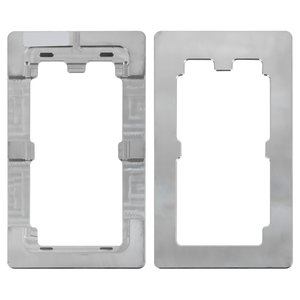 LCD Module Mould for Samsung G900H Galaxy S5 Cell Phone, (for glass gluing , aluminum)