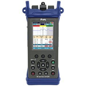 Optical Time Domain Reflectometer Fujikura AFL M210-25K-01-HC2