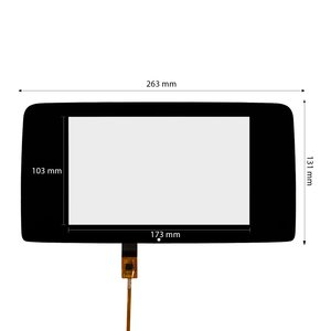Capacitive Touch Panel for Mercedes-Benz CLS (W218) 2016