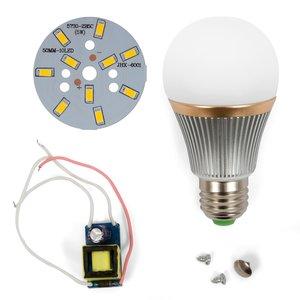 LED Light Bulb DIY Kit SQ-Q22 5730 5 W (warm white, E27)