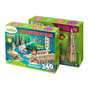 IGROTECO Fantasy 240 Building Set