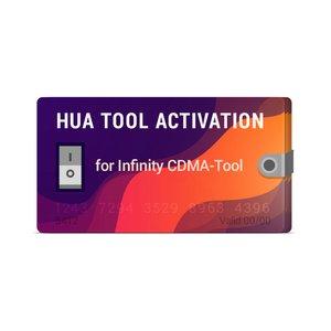 Hua Tool Activation for Infinity CDMA-Tool