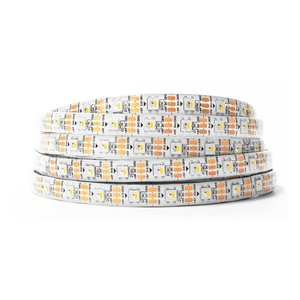 RGBWW LED Strip SMD5050, SK6812 (white, with controls, IP65, 5 V, 60 LEDs/m, 5 m)