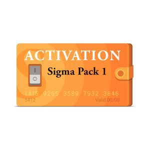 Activación Pack 1 para Sigma
