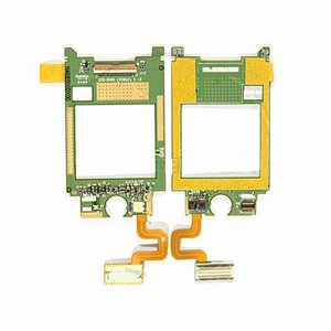 Шлейф для мобильных телефонов Samsung E560, E610, межплатный, с компонентами