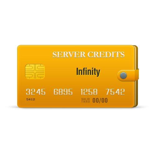 Серверные кредиты Infinity