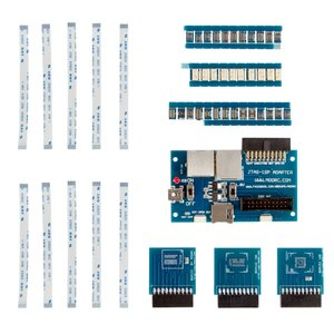 MOORC JPIN JTAG Molex шлейф-кабель 35-в-1 для Samsung, LG и адаптер MOORC JTAG-ISP 5-в-1