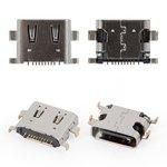 Коннектор зарядки Gionee  Elife S7, USB тип-C