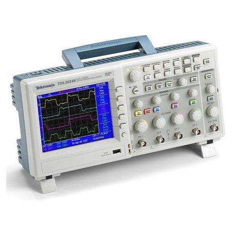 Цифровой осциллограф Tektronix TDS2002B