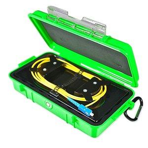 Котушка з кабелем для рефлектометра ORIENTEK FL-OTDR-BOX-SM20