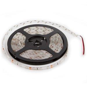 Світлодіодна стрічка, IP65, RGB, SMD 3528, без управління, 60 д/м, 1 м, зелена