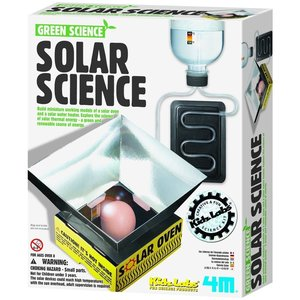 Конструктор 4M Досліди з сонячною енергією