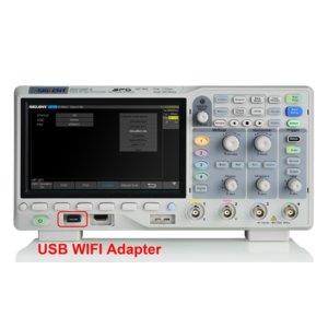 Программное расширение для активации Wi-Fi SIGLENT SDS1000X-E-WIFI