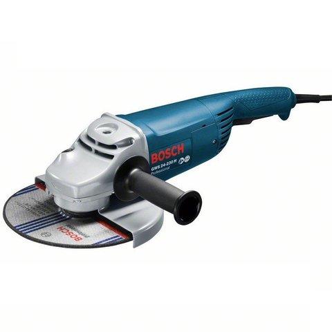 Кутова шліфмашина Bosch GWS 24 230 H, 0601884103