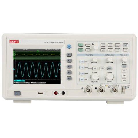 Digital Oscilloscope UNI T UTD4202C