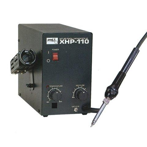 Hot Air Soldering Station Goot XHP 110