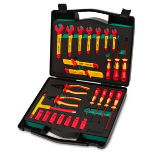 Insulated Tool Kit Pro'sKit PK-2809M