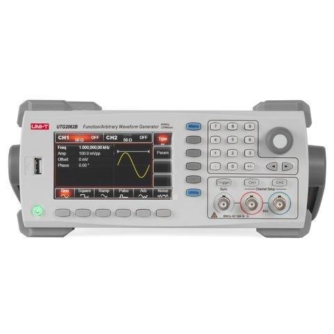 Function Arbitrary Waveform Generator UNI T UTG2062B