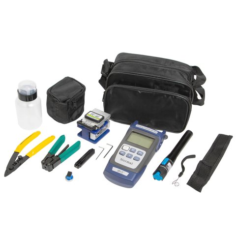FTTH Fiber Optic Tool Kit SMTE